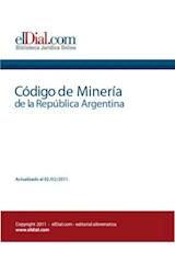 E-book Código de Mineria de la República Argentina