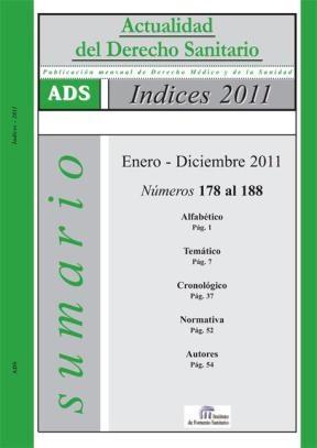 E-book Actualidad Del Derecho Sanitario 2011 (Ads)