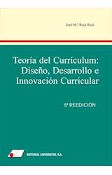 E-book Teoría del Currículum: Diseño, Desarrollo e Innovación ( 6ª Edición)
