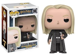 Papel Funko Pop - Lucius Malfoy #36 (Harry Potter)