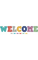 Papel Marquee Welcome Bulletin Board Display