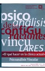 Papel ASOCIACION ARG. DE GRUPO (EL QUE HACER EN LA CLINICA ACTUAL