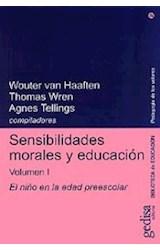 Papel SENSIBILIDADES MORALES 1 Y EDUCACION VOL.1