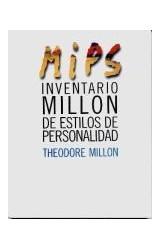 Test MIPS -MANUAL- INVENTARIO MILLON DE ESTILOS DE PERSONALIDAD