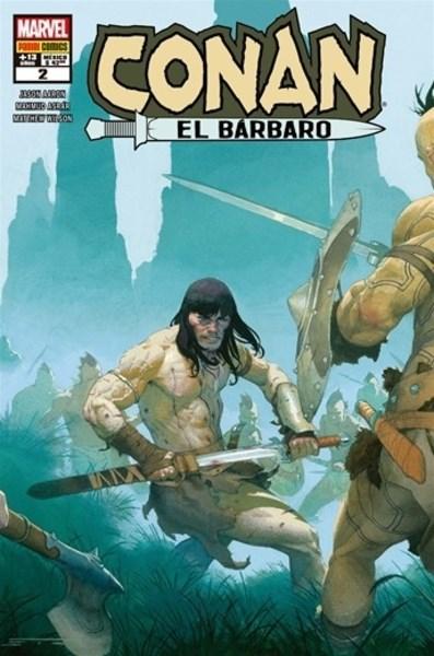 Comic Conan El Barbaro 02