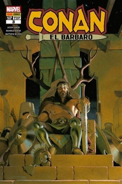 Comic Conan El Barbaro 03