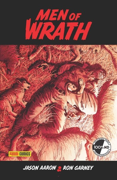 Comic Men Of Wrath