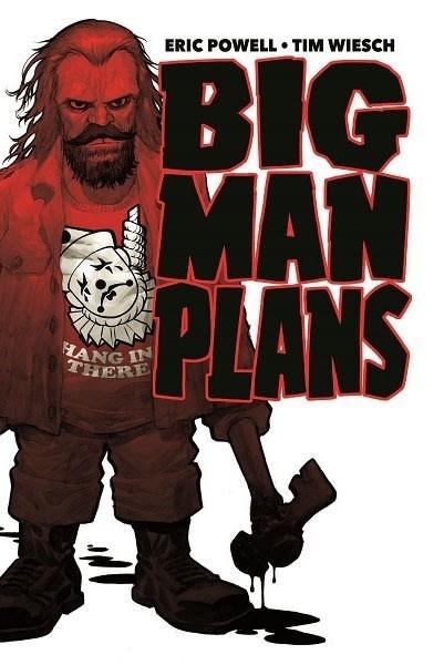 Comic Big Man Plans