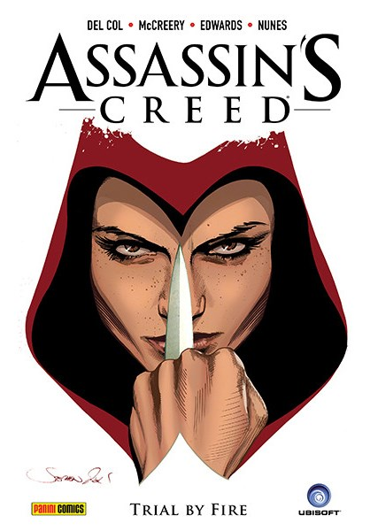 Comic Assassin'S Creed 01: Trial By Fire