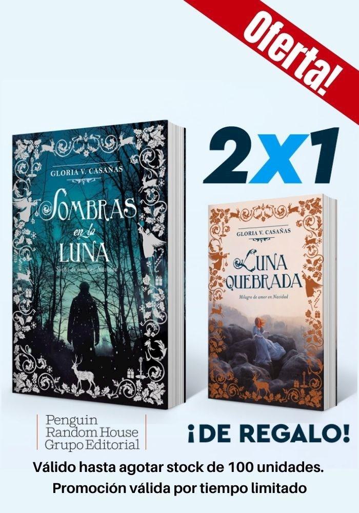 Papel Pack 2 Libros: Lunas De Navidad