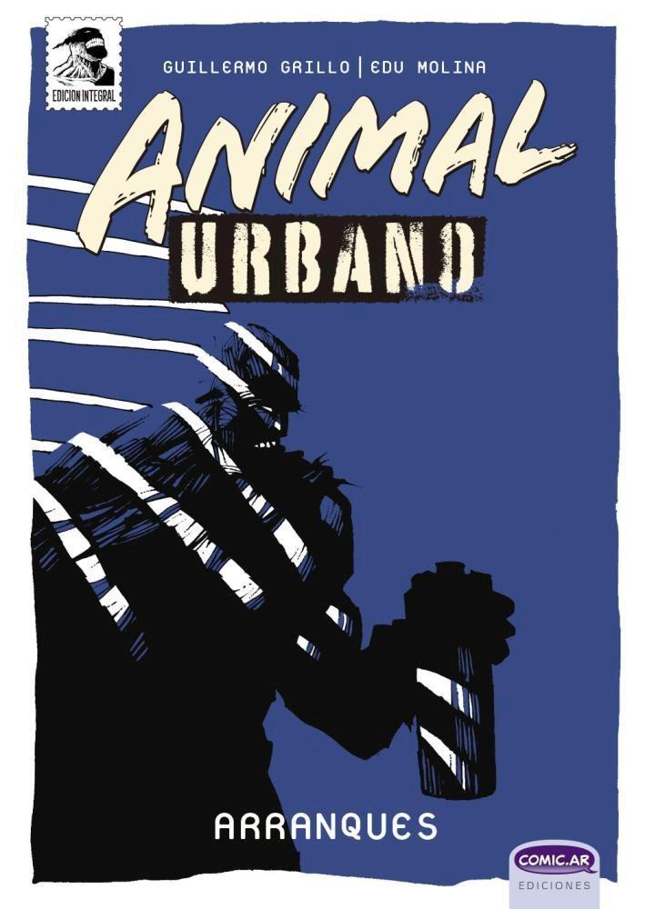 Comic Animal Urbano - Arranques