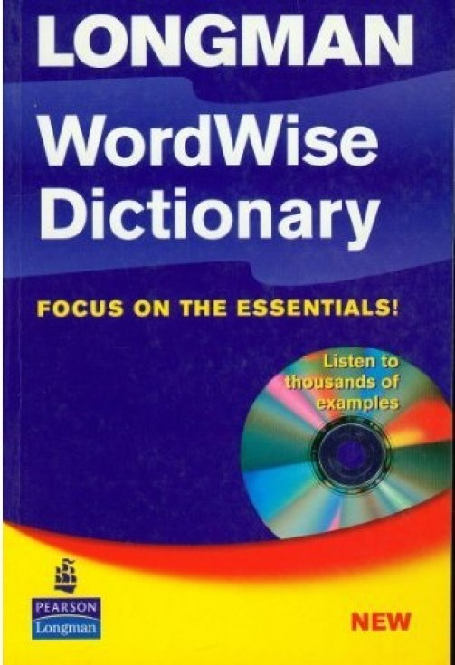 Papel Longman Wordwise Dictionary With Cd-Rom
