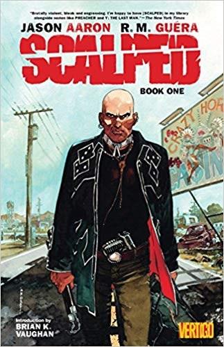 Comic Scalped Tpb Book 01