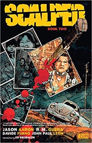 Comic Scalped Book Two Tpb