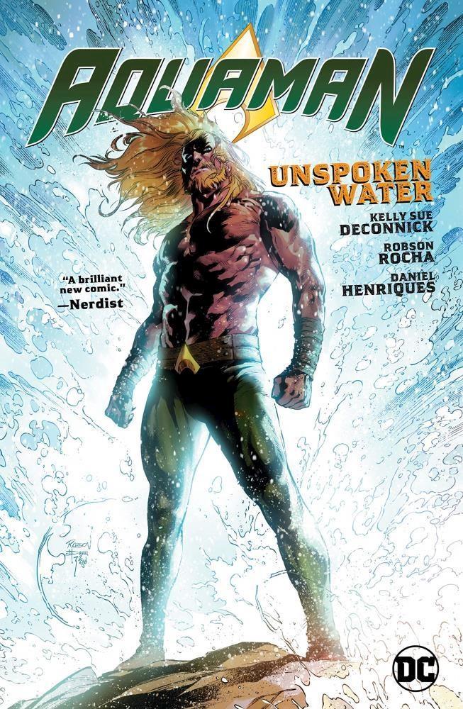 Comic Aquaman Vol. 1: Unspoken Water Tpb