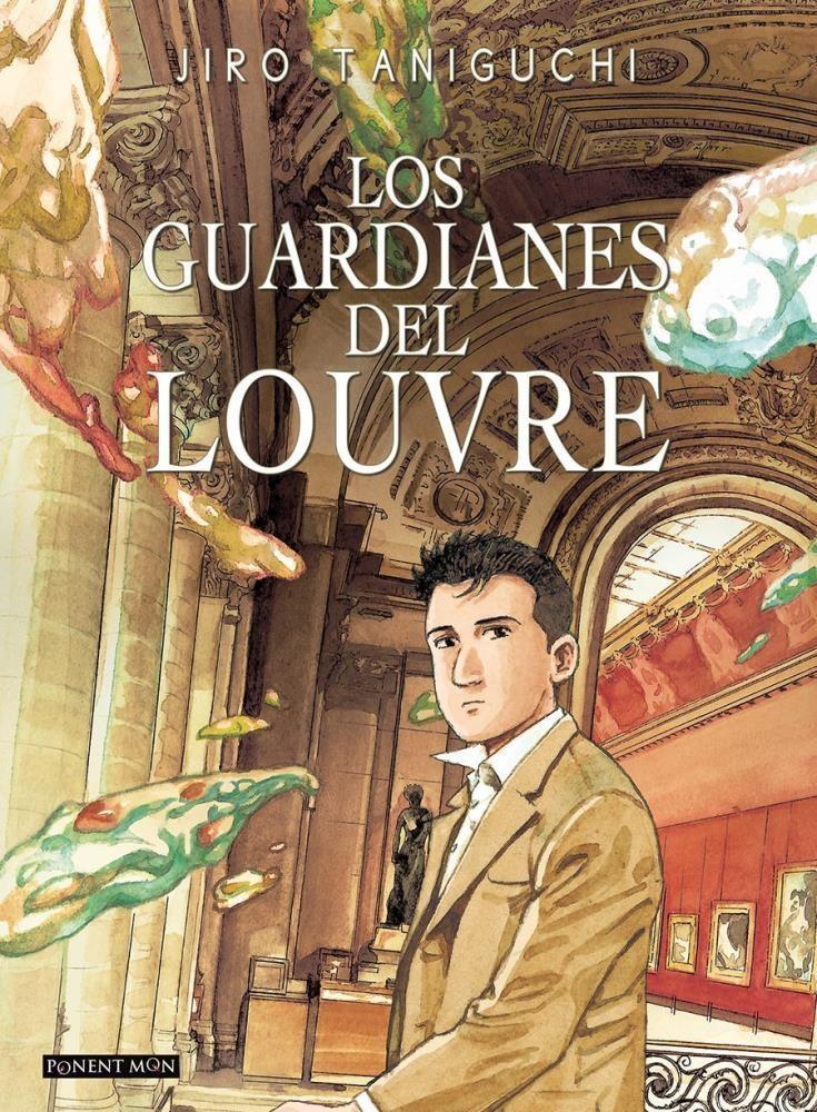 Manga Los Guardianes Del Louvre