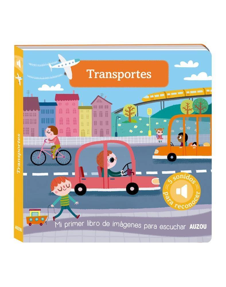 Papel Libro Sonoro: Transportes
