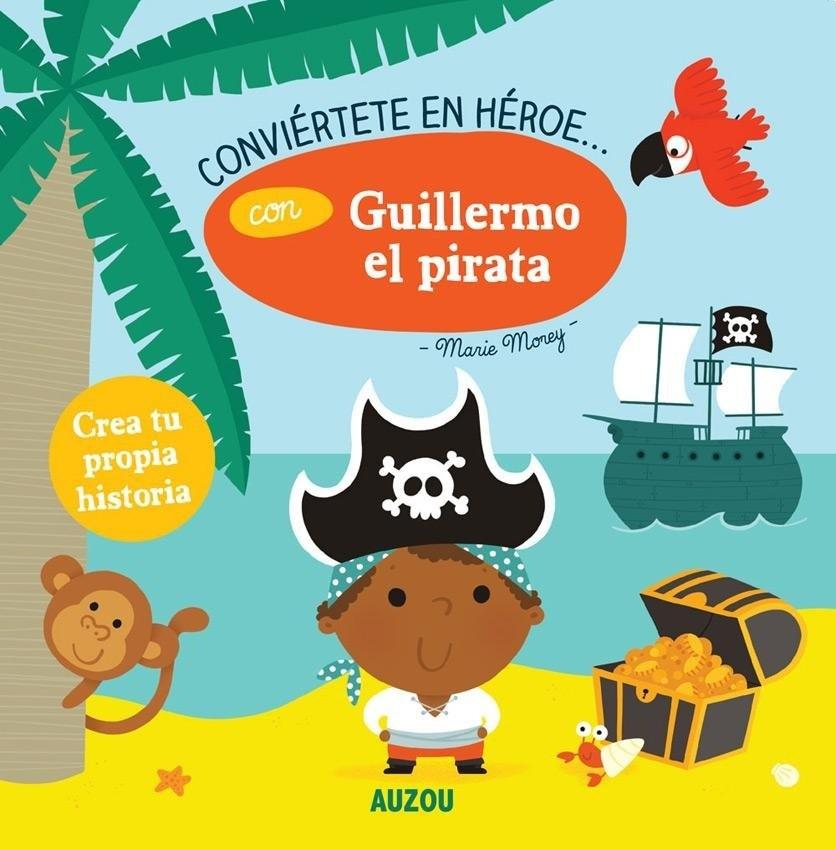 Papel Guillermo El Pirata