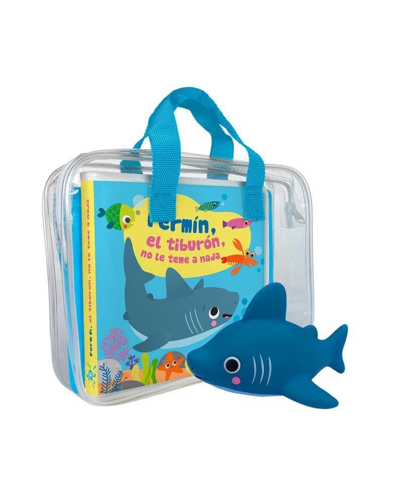 Papel Fermin, El Tiburón, No Le Teme A Nada