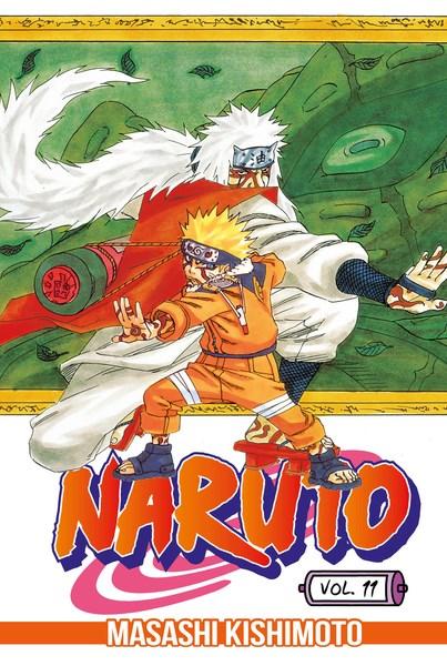 Manga Naruto 11