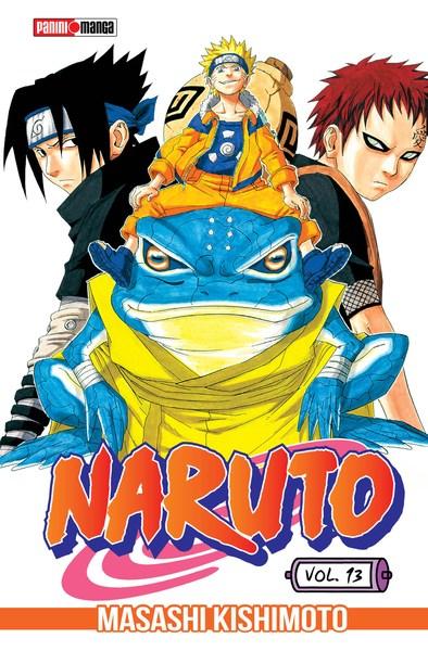 Manga Naruto 13