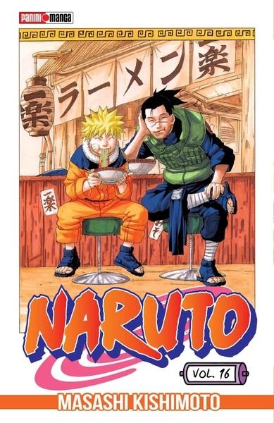 Manga Naruto 16