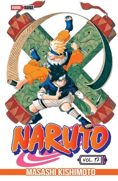 Manga Naruto 17