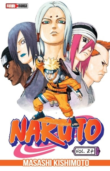 Manga Naruto 24