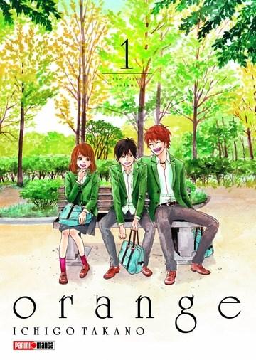 Manga Orange 01