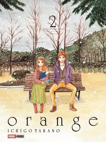 Manga Orange 02