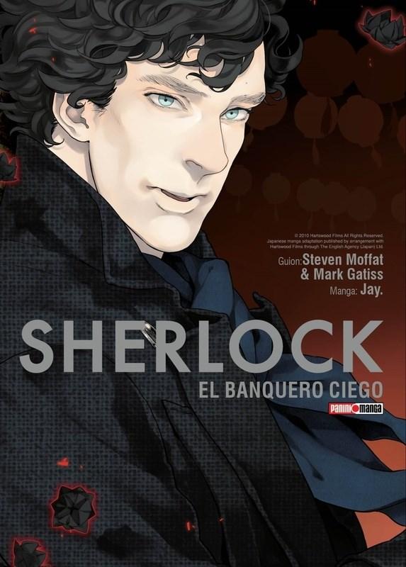 Manga Sherlock 02