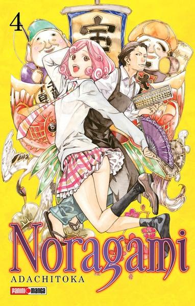 Manga Noragami 04