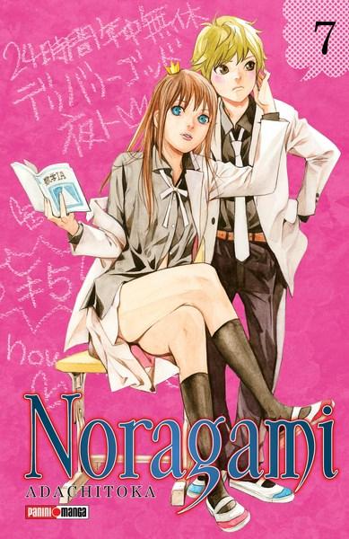 Manga Noragami 07
