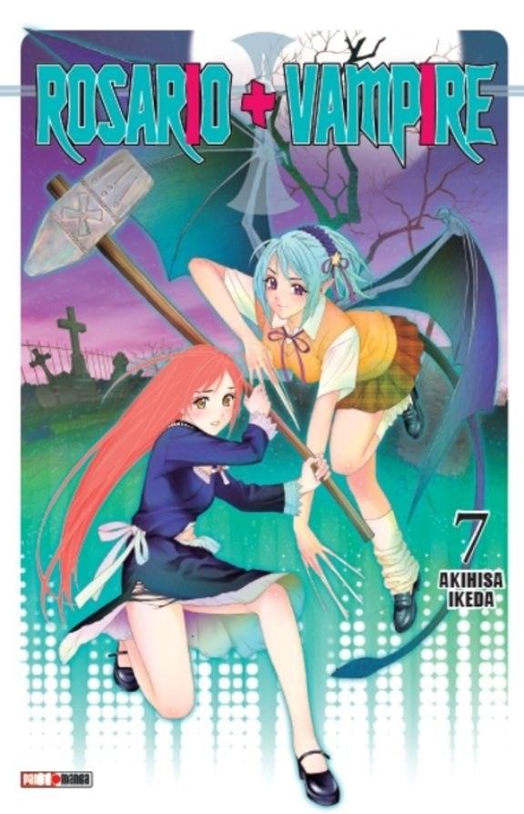 Manga Rosario Vampire 07