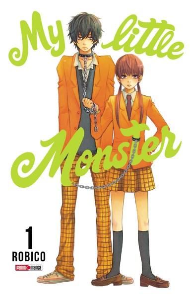 Manga My Little Monster 01