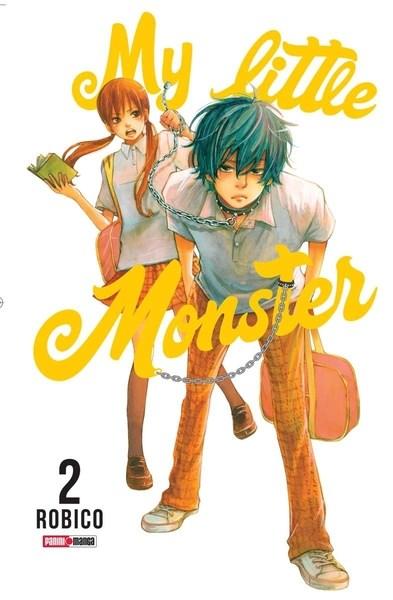 Manga My Little Monster 02