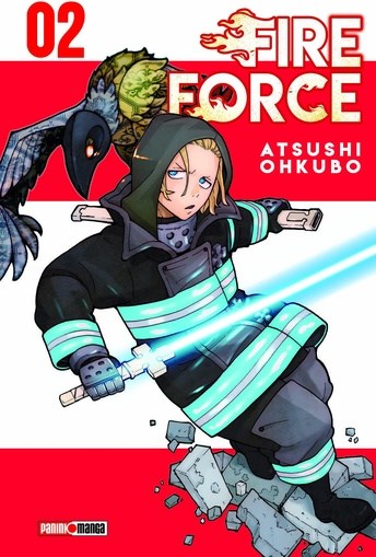 Manga Fire Force 02