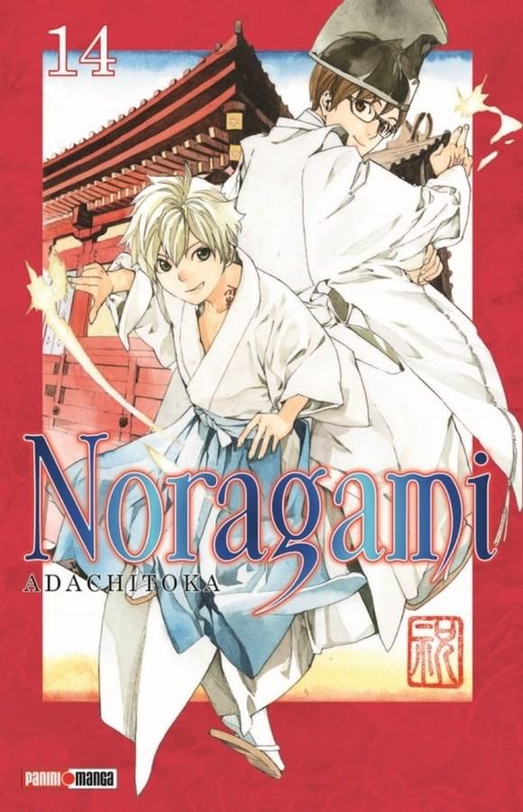 Manga Noragami 14