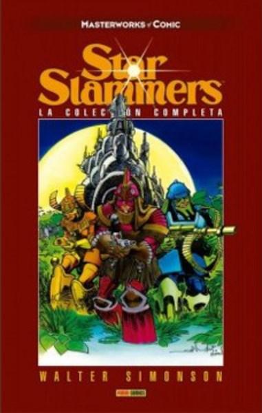 Comic Star Slammers Hc