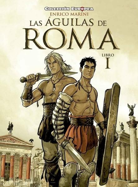 Comic Aguilas De Roma: Libro 01