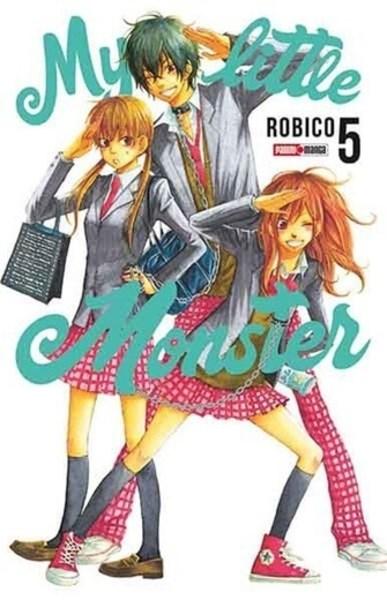 Manga My Little Monster 05