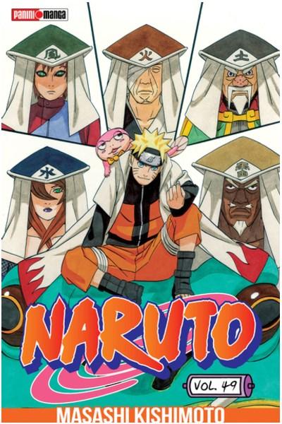 Manga Naruto 49
