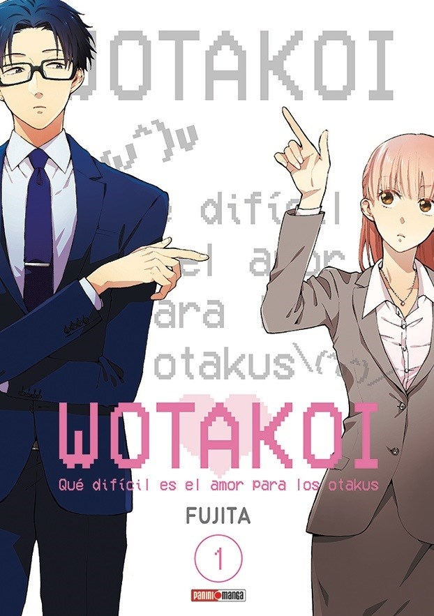 Comic Wotakoi 01