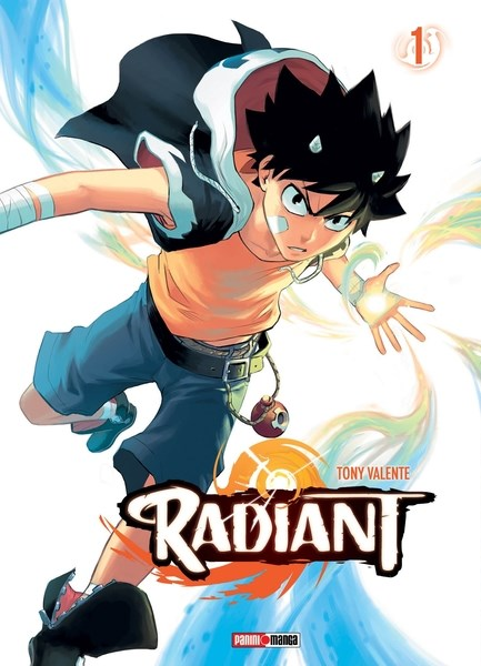 Manga Radiant 01