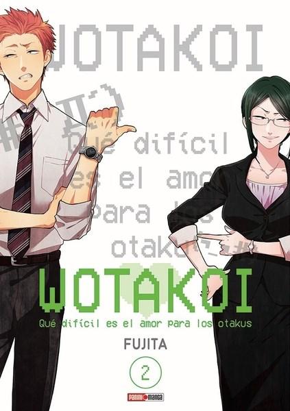 Manga Wotakoi 02