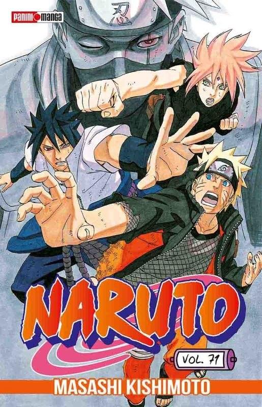Manga Naruto 71