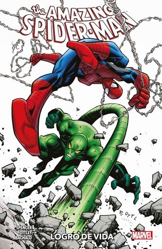 Comic Amazing Spiderman 01: Logro De Vida