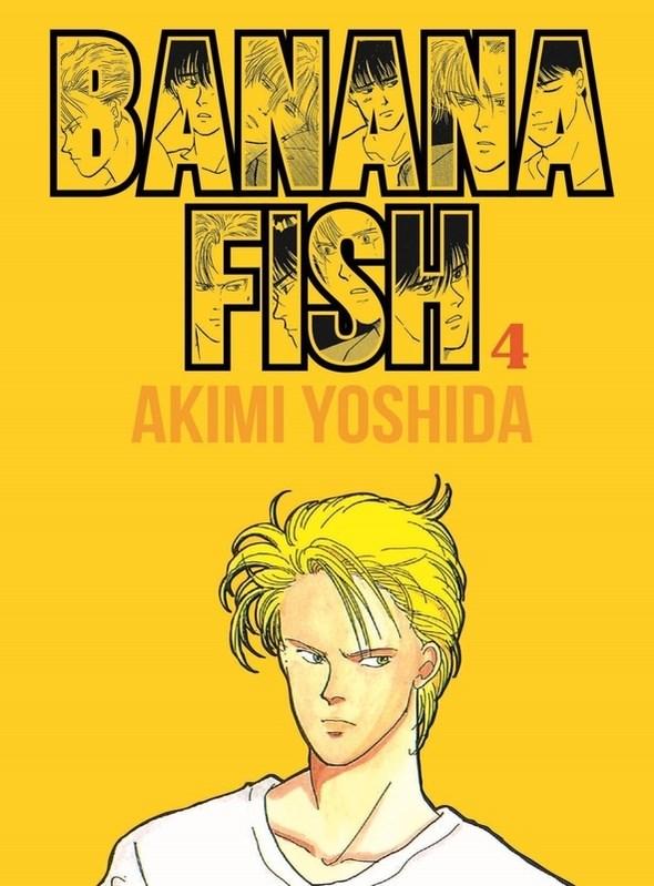 Manga Banana Fish 04