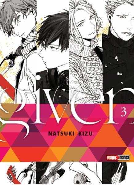 Manga Given 03