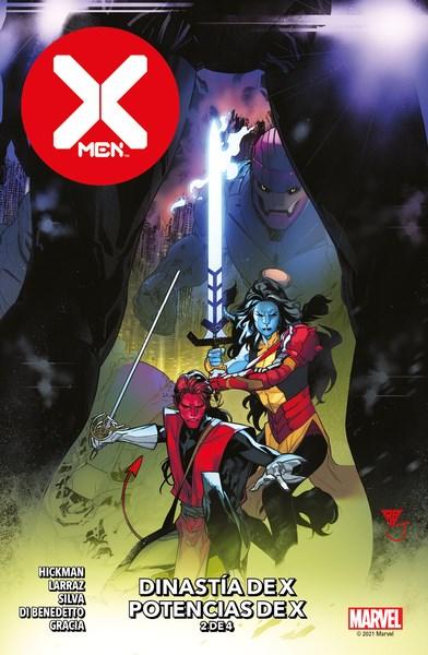 Comic X-Men 02 Dinastia De X Potencias De X (2 De 4)